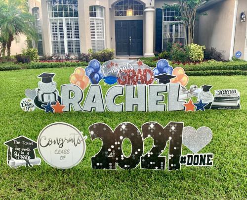 West Orange High School Graduation Sign Winter Garden FL